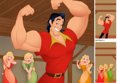 Gaston's Guns